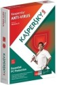 Kaspersky Anti-Virus 2013 1 PC 1 Year: Security Software