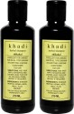 Khadi Herbal Shikakai Shampoo Pack of 2 - 210 ml