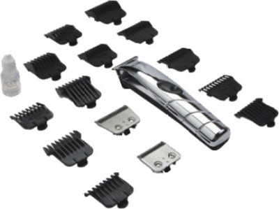 Buy Andis D4D 2-in-1 18-Piece Clipper+Trimmer Cordless Travel Grooming Kit Trimmer: Shaver