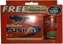 Gillette Fusion Cartridges with Offer: Shaving Cartridge