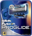 Gillette Fusion Proglide - Pack of 4