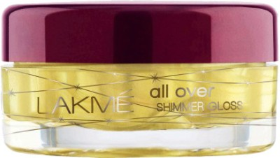Buy Lakme All Over Shimmer Gloss: Shimmer Glitter