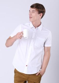 Compare Numero Uno Men Solid Casual Shirt: Shirt at Compare Hatke