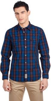 Compare Indian Terrain Men Shirt: Shirt at Compare Hatke