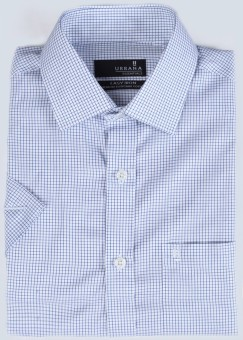 Urbana Men's Checkered Shirt