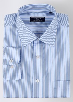 Peter England Men's Checkered Shirt