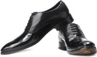 Ruosh Brush Off Finish Patent Leather Club Shoes: Shoe