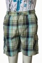 TSG Escape Checkered Bermuda Shorts Men's Shorts - SRTDP5YCN3H73GMR