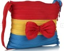 Use Me Andorra Medium Sling Bag - Red Yellow Blue