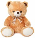 Dimpy Stuff Teddy Bear  - 23.62 inch - Brown