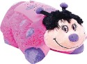 Pillowpets Dreamlites Hot Pink Ladybug  - 11 Inch
