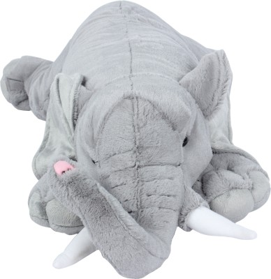 Buy Wild Republic African Elephant Lying  - 30 inch: Stuffed Toy