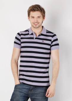 Compare IZOD Polo Striped Men T-shirt: T-Shirt at Compare Hatke
