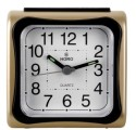 Horo HR098-003 Table Clock - Golden, Black