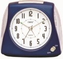 Orpat TBSMZL867 Analog Clock - Blue