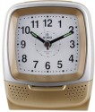Horo HR055-003 Table Clock - Metallic Gold