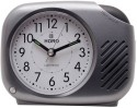 Horo HR911-002 Table Clock - Gray