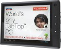 Milagrow MGPT04 -16GB Tablet - Black, Wi-Fi, 3G, 16 GB
