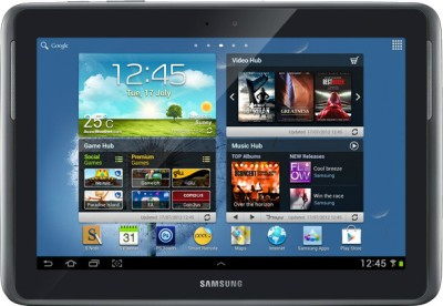 Samsung Galaxy Note 10.1 N8000 (16GB) @ 34999/- or 31499/- for SBI CC Users @ Flipkart