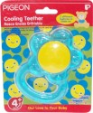 Pigeon Cooling Teether - Flower - Blue