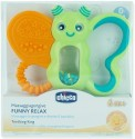 Chicco Funny Relax Teether - Orange::Green