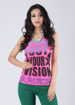 Compare Deal Jeans Printed Women Top: Top at Compare Hatke