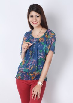 Compare Only Printed Women Top: Top at Compare Hatke