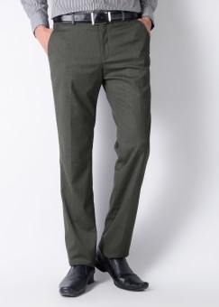 Urbana Tailored Fit Men's Trousers