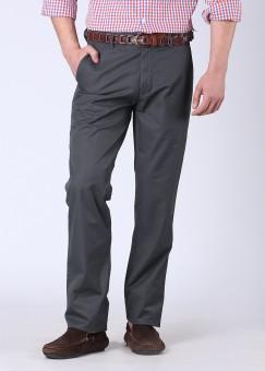 Color Plus Tailored Fit Men's Trousers: Trouser