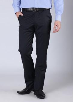 Peter England Slim Men's Trousers: Trouser