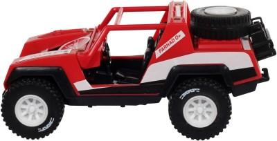 Buy Funskool MRF Racing Jeep: Vehicle Pull Along