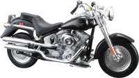 Maisto Harley-Davidson 2004 FLSTFI Fat Boy: Vehicle Pull Along