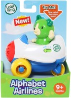 LeapFrog Alphabet Airlines - Bear: Vehicle Pull Along