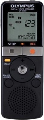 Buy Olympus VN - 7700 2 GB Voice Recorder: Voice Recorder