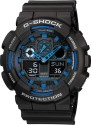 Casio G-Shock Analog-Digital Watch  - For Men - Black