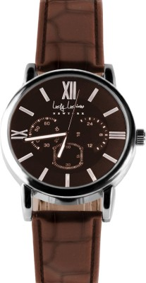 Buy Lucky Luchiano Analog Watch  - For Men: Watch