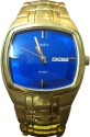 Timex Analog Watch  - For Men - Gold