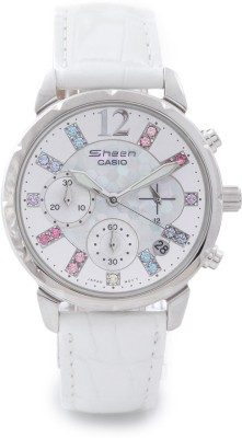 Buy Casio Sheen Analog Watch  - For Women: Watch