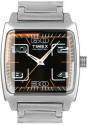 Timex Analog Watch  - For Men - Silver