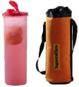 Signoraware Sporty Bottle 890 ml Water Bottles - Set of 1, Pink
