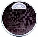 Venus Manual Metal Body Weighing Scale - Brown