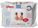 Pigeon Baby Wipes Moisturizing Clothes - 70 Pieces